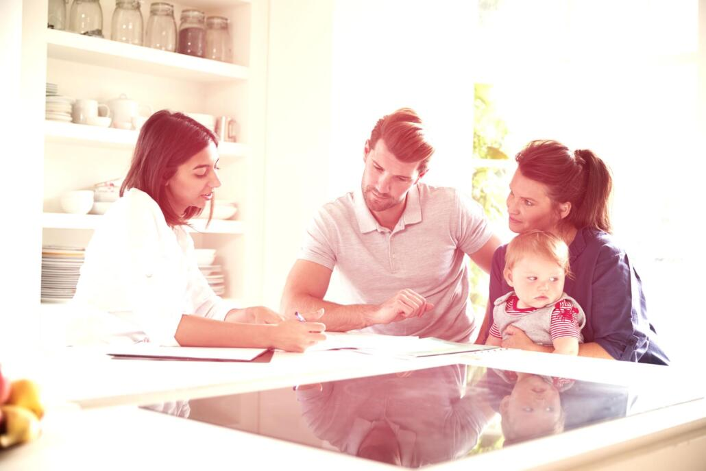 famur Titelbild Familienunterstützung